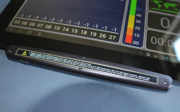 ASUS Tranformer Prime: GPS-Dongle ausprobiert