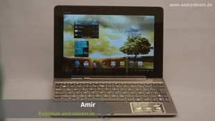 ASUS Transformer Prime: Unser Video-Rundgang des Ice Cream Sandwich-Updates