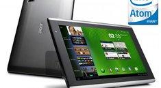 Honeycomb-Tablets mit Intel inside zur Computex Taipei