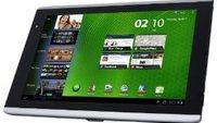Acer Iconia A 501: Günstiges 3G-Tablet mit Honeycomb ist da