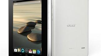 Acer Iconia A1: Konkurrenz für Nexus 7, iPad mini angekündigt, Refresh für Iconia B1