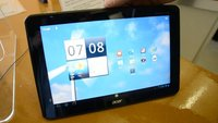 Acer Iconia Tab A700: Unboxing- und Hands On-Video