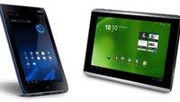 Acer Iconia A500 und A100: Tablets erhalten Android 4.0 Ice Cream Sandwich