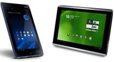 Acer Iconia A500 und A100: Tablets erhalten Android 4.0 Ice Cream Sandwich