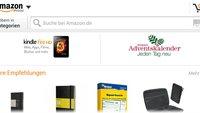 Amazon-App: Update bringt Wunschzettel und Blitzangebote