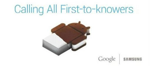 Android 4.0 Ice Cream Sandwich: Offiziell vorgestellt, SDK bereits verfügbar [Video]