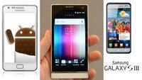 Android-Charts: Die beliebtesten androidnext-Artikel der Woche (KW 15, 2012)