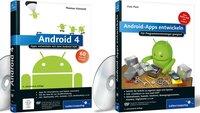 Androids-Apps programmieren: 10Trainingsbücher von Galileo Press zu verlosen