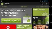 Android Market: Neue Version 3.4.4 mit spürbarem Gesschwindigkeitszuwachs [Download]