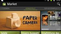Android Market: Update auf Version 3.1.5 aufgetaucht, Download bei uns