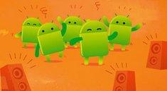 Android: 75 Prozent Marktanteil bei Neugeräten im 3. Quartal 2012