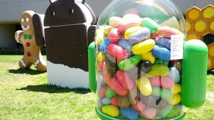 Android 4.3: Jelly Bean-Update statt Key Lime Pie auf der I/O