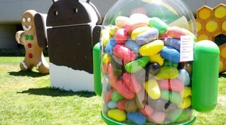 Android 4.3: Jelly Bean-Update statt Key Lime Pie auf der I/O