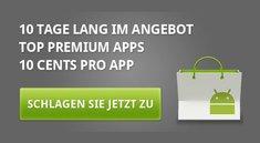 10 Billion App-Promo: Die 10 Cent Android-App-Angebote des fünften Aktionstages