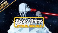 Angry Birds Star Wars: 20 neue Hoth-Level sind da