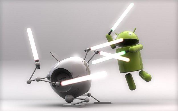 Apple vs Android: Ein Ende der Patentstreitigkeiten in Sicht?