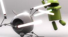Google vs. Apple: CEOs Larry Page und Tim Cook im Gespräch