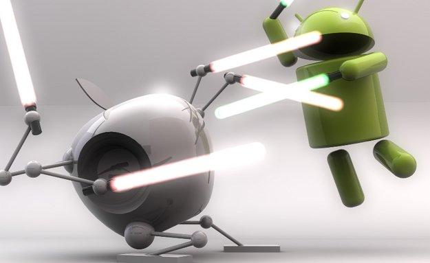Google vs. Apple: Kommt jetzt der Krieg der Giganten?