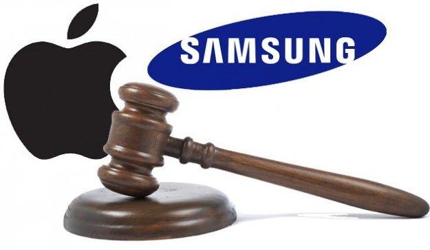 Patentstreit-Urteil: Samsung muss Apple fast 120 Millionen US-Dollar Schadensersatz zahlen