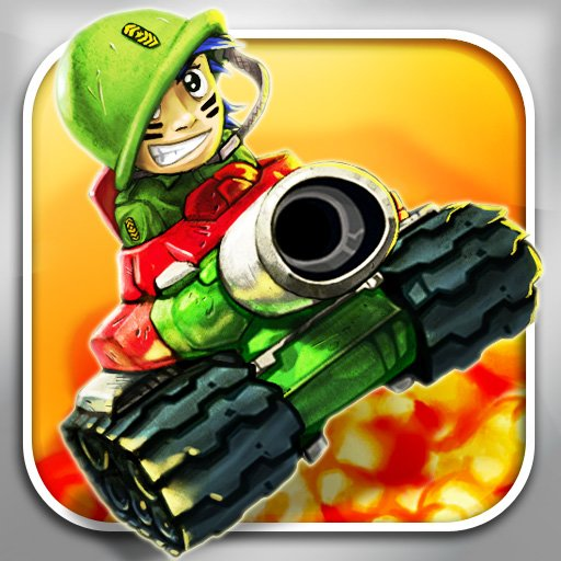 Tank-Riders: Forderndes Arcade-Spiel (Review)
