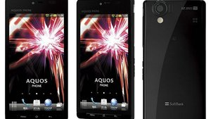 Sharp Aquos 102 SH