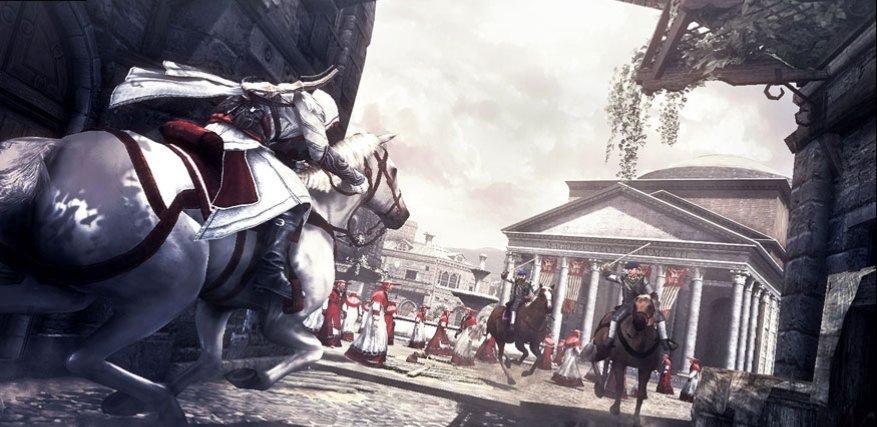 Assassins Creed Brotherhood Screenshot
