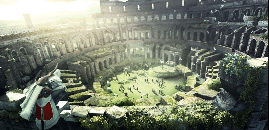 Assassins Creed Brotherhood Bilder