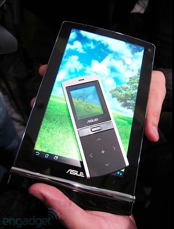 Asus zeigt Eee Pad MeMO: 7 Zoll, 3D und Honeycomb