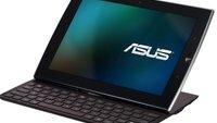 ASUS Eee Pad Slider Update auf Android 3.2