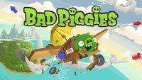 Bad Piggies: Rovios schweinische Knobelei ist da