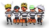 Bank Job: Die virtuelle Flucht aus dem Tresorraum