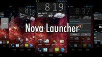 Nova Launcher: Der erste speziell für Android 4.0 optimierte Launcher