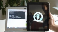 HP TouchPad: How to install CyanogenMod 7.1 [Video-Tutorial]