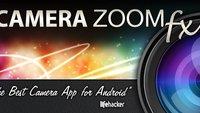 Camera Zoom FX: Großes Update und Preissenkung