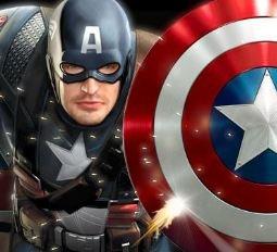 Captain America: Das Spiel zum Film im Android Market