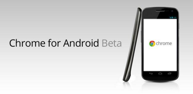 Chrome: Android-Version des Google-Browsers im Market [Update: APK-Download]