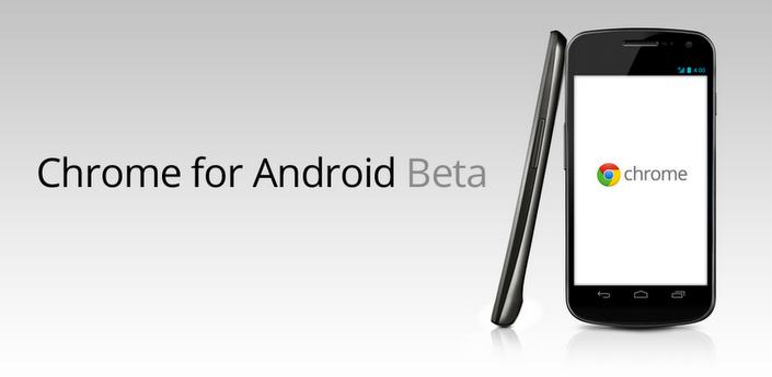 Chrome Vollbild Android