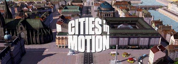 Cities in Motion: Launch-Trailer von Deep Silver veröffentlicht