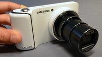 Samsung Galaxy Camera im Test: Das Kamera-Experiment unter der Lupe