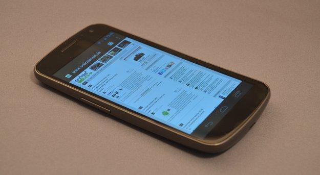 Galaxy Nexus: 32 GB-Variante bald auch in Deutschland erhältlich