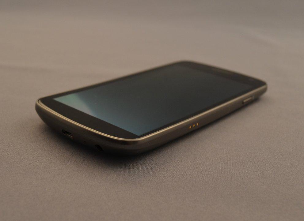 Galaxy Nexus: Nächste Woche zurück im US-Handel - mit Jelly Bean