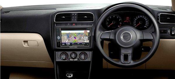 Fest installiertes Navigationssystem mit Android vorgestellt
