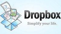 Dropbox: Preview-Version endlich mit Foto-Mehrfachauswahl