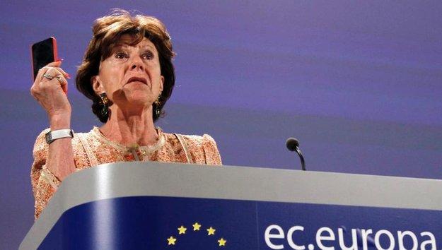 Roaming: EU will Gebühren innerhalb der Union komplett abschaffen