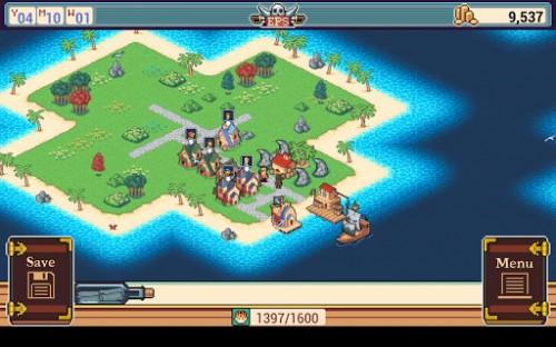 Epic Pirates-Screen