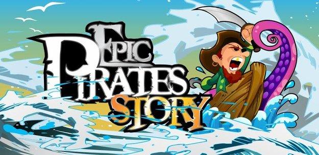 Epic Pirates Story: Piraten-Aufbausimulation entert den Play Store