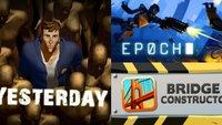 Play Store-Schnäppchen: Yesterday, EPOCH und Bridge Constructor im Preis gesenkt