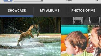 Facebook unter ICS: So gut könnte die App aussehen