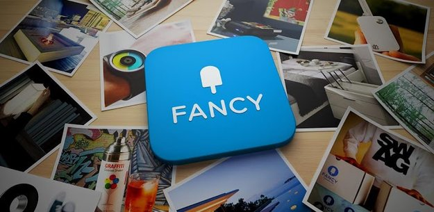 Fancy: Auf Android schick einkaufen