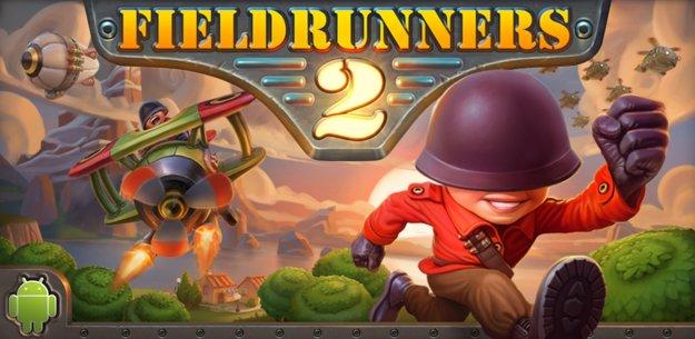 Fieldrunners 2: Tower Defense mit toller Grafik, Witz und neuen Ideen